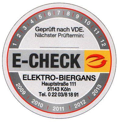 Sichere Elektroanlagen Köln